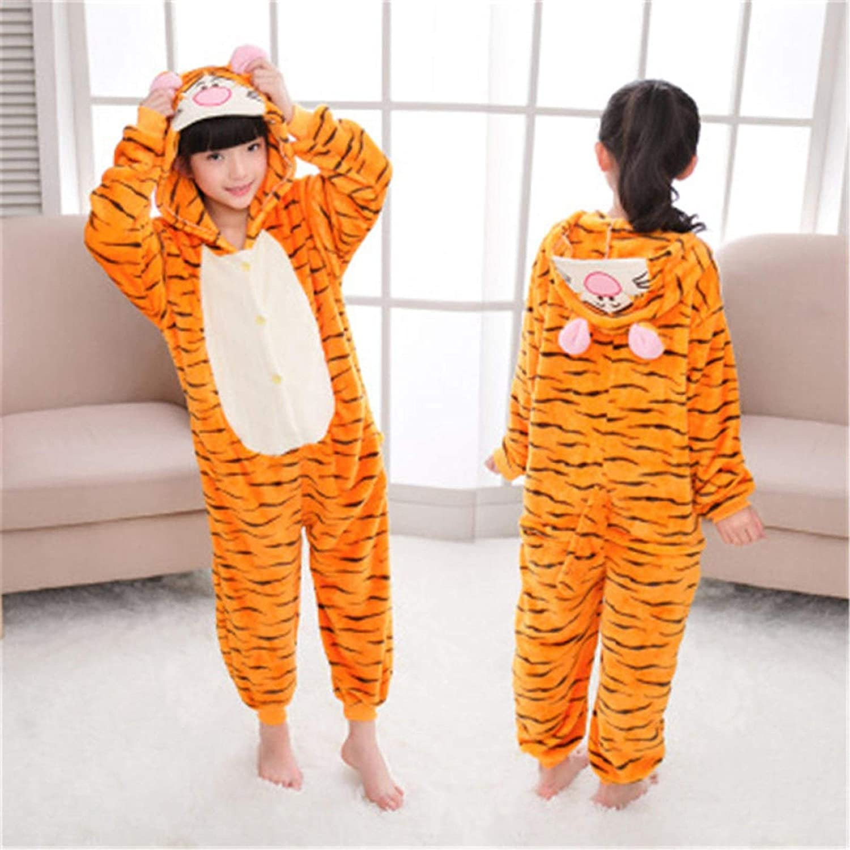 YYYSHOPP Kids Pajamas Suits for Boys Girls Sleepwear Sets Cartoon Animal Stitch Blanket Pajamas Matching Shoes for Children Suits (Color : 18, Size : 10)