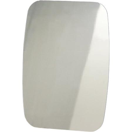 東和産業 磁着マグネット バスミラー 約12.3×0.2×17.3cm 浴室の壁に磁石がくっつく
