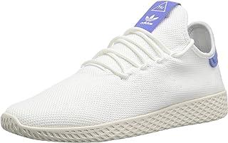 Adidas PW HU - Zapatillas de Tenis para Hombre, Chalk White/White/Chalk, 13 M US