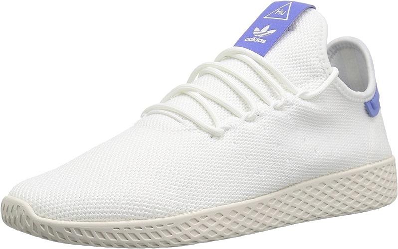 Adidas Originals Men's Pw Tennis Hu Running chaussures, blanc Chalk, 11 M US