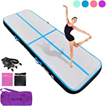 LZ quality 20FT Air Track Floor Home Inflatable Gymnastics Tumbling Mat GYM