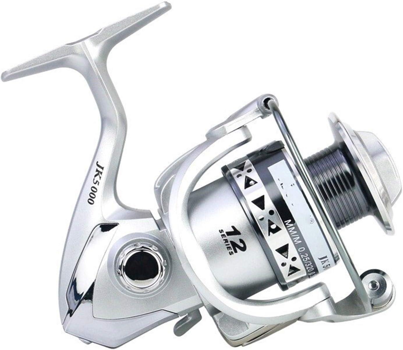 guizhoujiufu Sacramento Mall Spinning Reels Ultra-Light Fish Smooth Fishing Reel Max 67% OFF