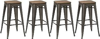 Best cheap timber bar stools Reviews
