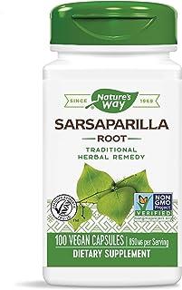 Nature's Way Sarsaparilla, 100 Caps