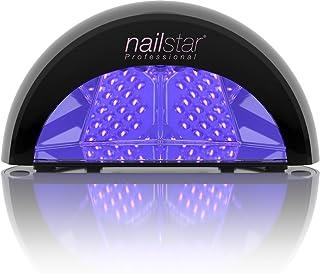 NailStar Lámpara LED Profesional Seca Esmalte de Uñas.
