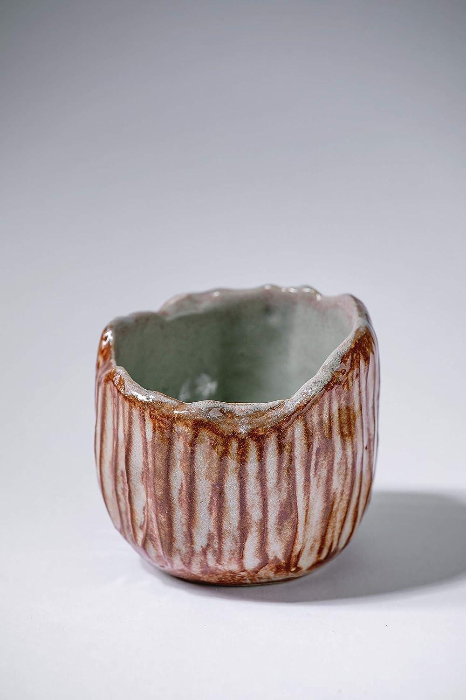 Handmade Rustic unisex Vintage Ceramic cup decor Sale price textur bowl Home sause