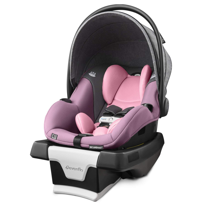 Opening large release sale Evenflo Gold SensorSafe SecureMax Smart Seat Car Opal Tampa Mall Infant