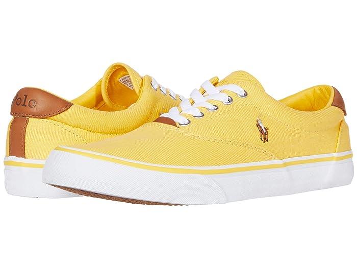 Polo Ralph Lauren  Thorton (Chrome YellowithMulti Pony Player) Mens Shoes