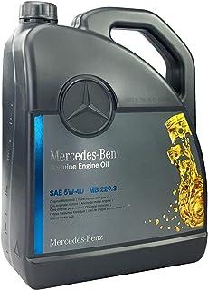 Mercedes-Benz 5W-40 MB 229.3 - Set de aceite de motor