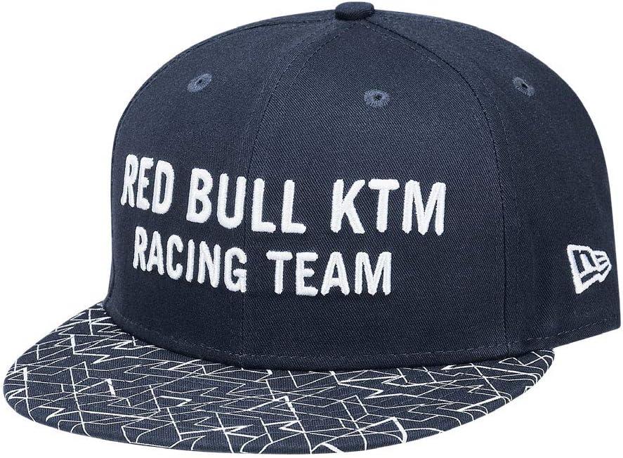 Red Bull KTM Racing Team Letter Snapback Hat, 3RB200033800
