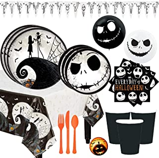Best nightmare before christmas birthday party supplies Reviews