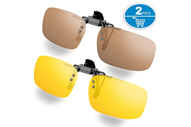c724a7be2e4 Best magnetic sunglasses for eyeglasses