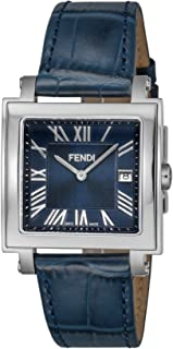 [フェンディ] 腕時計 QUADOROMEN F604013031 メンズ 並行輸入品 ブルー