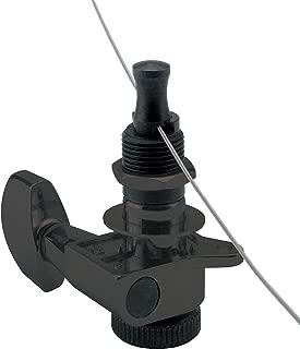 Planet Waves Auto-Trim Tuning Machines, 6 In-Line setup, Black
