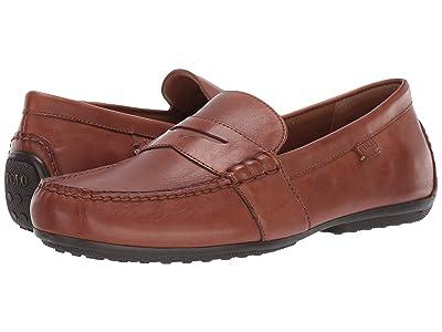 Polo Ralph Lauren Reynold (Tan Heavyweight Smooth Leather) Men