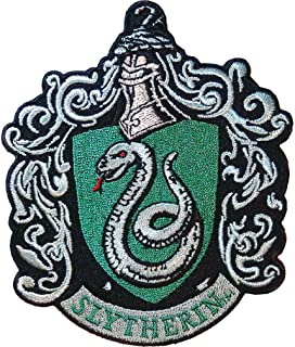 Ata-Boy Harry Potter Slytherin House Crest Accessory Collection