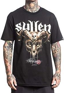 Sullen Men's Tommy Lee Short Sleeve T Shirt Black M