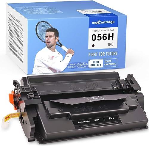 lowest MYCARTRIDGE Compatible Toner Cartridge Replacement for Canon 056H 056 CRG-056H CRG-056 in outlet online sale Use for LBP325dn ImageCLASS LBP320 MF540 outlet sale (1 Black) online