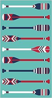 Double Jaq Safdie /& Co Marina Beach Towel 34 x 64 Multicolor