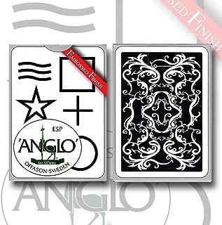 MMS Anglo ESP Deck (Black) - by El Duco - Trick