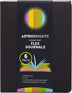 Astrobrights Flex Journals, 7