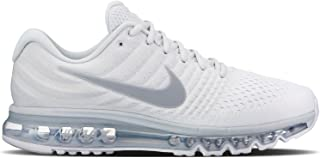 Nike Men's Air Max 2017 Running Shoes Pure Platinum 849559-009 (11)