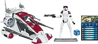Star Wars Republic Scout Speeder: with ARF TROOPER