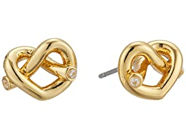 332da4b28 Kate Spade New York Sailor's Knot Hinge Bangle $78.00 Loves Me Knot Studs  Earrings