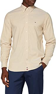 Tommy Hilfiger Flex Refined Oxford Shirt Camisa para Hombre