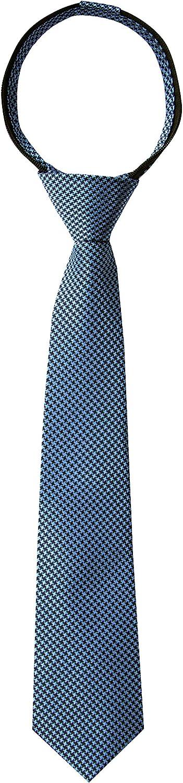 Spring Notion Boy's Textured Woven Zipper Tie