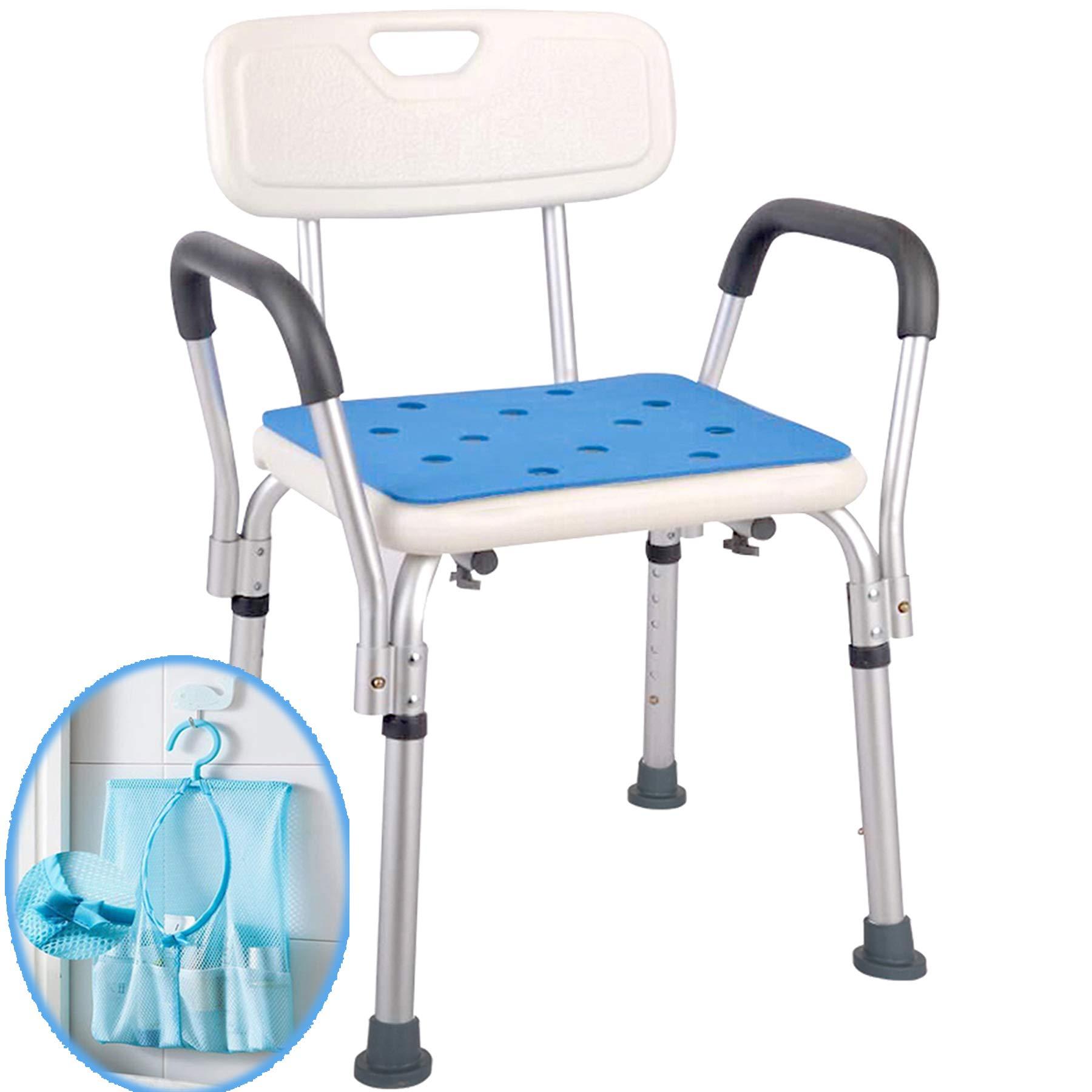 Medokare Shower Chair Rails Handicap