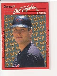 1990 Donruss Cal Ripken Jr. No BC-18 Baltimore Orioles 2