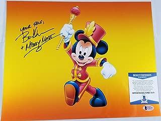 Bret Iwan Autographed Signed Memorabilia 11X14 Photo Autograph Beckett Bas COA Mickey Mouse Disney 20