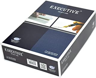 FIS Executive Laid Bond Paper, 500 Sheets, 100 gsm, Green Color, A4 Size - FSPALD100GR