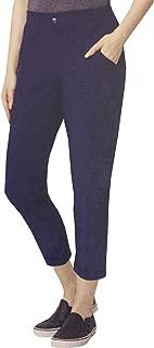 MPG Mondetta Performance Gear Women's Cuffed Travel Capri Pants