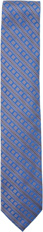 Stefano Ricci Men's 004 - Blue/Black Cravatta Tfa Luxury Necktie