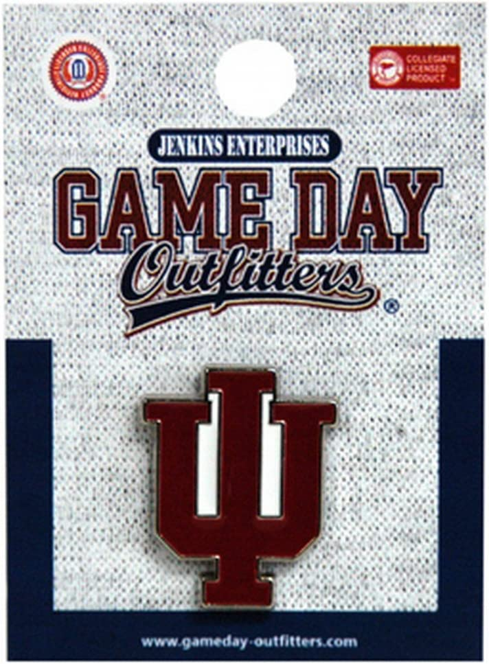 NCAA Indiana Hoosiers Jewelry Large special price !! Pin Lapel Dedication College