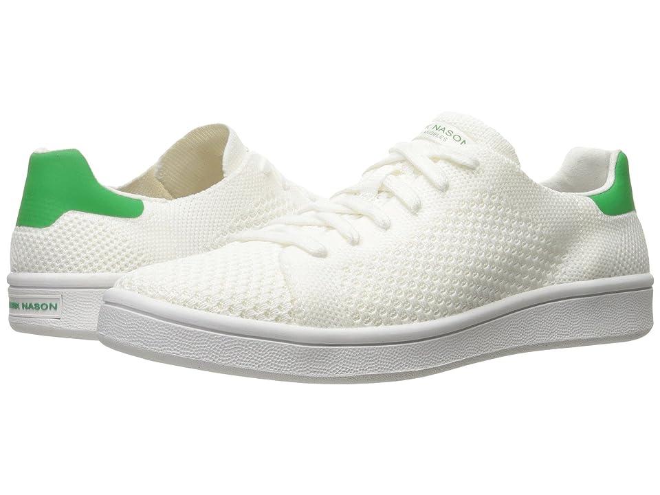Mark Nason Bradbury (White/Green) Women