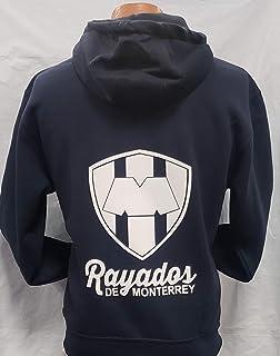 New Rayados de Monterrey Generic Replica Zip Up Hoodie Size L