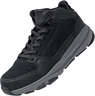 CAMEL CROWN Men's Lightweight Casual Shoes High Top Sneakers Cushioning Ankle Boots for Walking Outdoor Sport