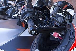 Antirrobo para el casco y moto XL Custom negro con Abus