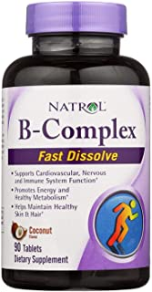 B-Complex F/D 90 caps Coco