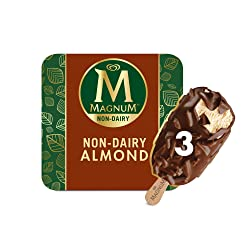 Magnum  Almond Non-Dairy Bar 3 count