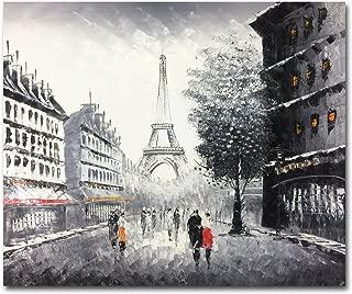 Best paris oil painting Reviews