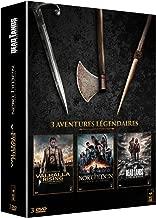 Coffret 3 aventures légendaires: Valhalla Rising, le guerrier des ténèbres + Northmen, les derniers Vikings + The Dead Lands, La terre des guerriers