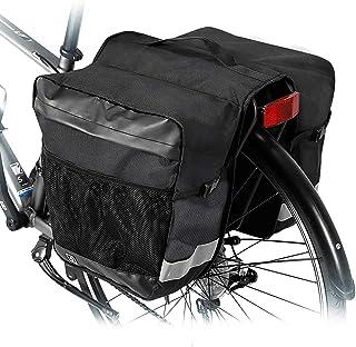 Hebey Pannier Bag Impermeable Bicicleta Asiento Trasero Tronco Bolsa Bicicleta Sillín Trasero Alforjas Accesorios