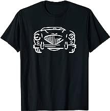 Austin Healey 100 British English Sportscar Roadster T-shirt