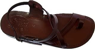 Unisex Biblical Leather Sandals (Jesus - Yashua) Jesus - Yashua Style I