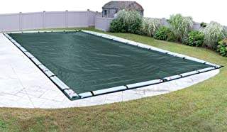 Robelle 392040R Supreme Plus Winter Pool Cover for In-Ground Swimming Pools, 20 x 40-ft. In-Ground Pool
