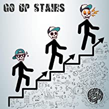 Go up stairs